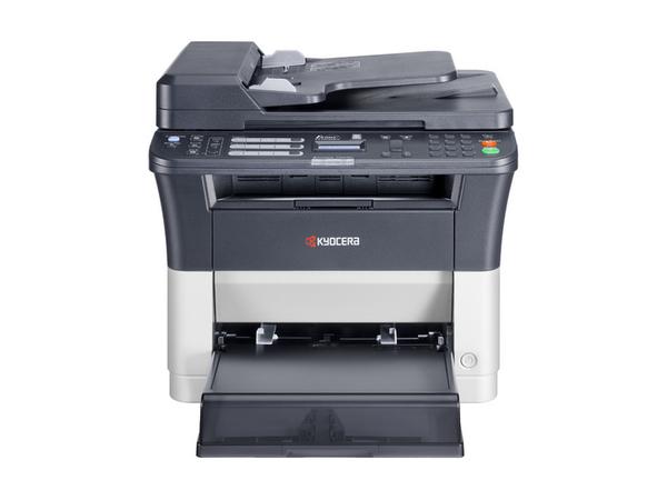 Kyocera FS-1325MFP - Multifunktionsdrucker - s/w - Laser - Legal (216 x 356 mm) (Original) - A4/Legal (Medien)