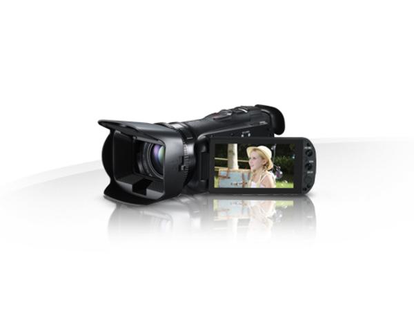 Finanzierung Video Canon LEGRIA HF G25 - Camcorder - High Definition - 2.37 Mpix - 10 x optischer Zoom - Flash 32 GB
