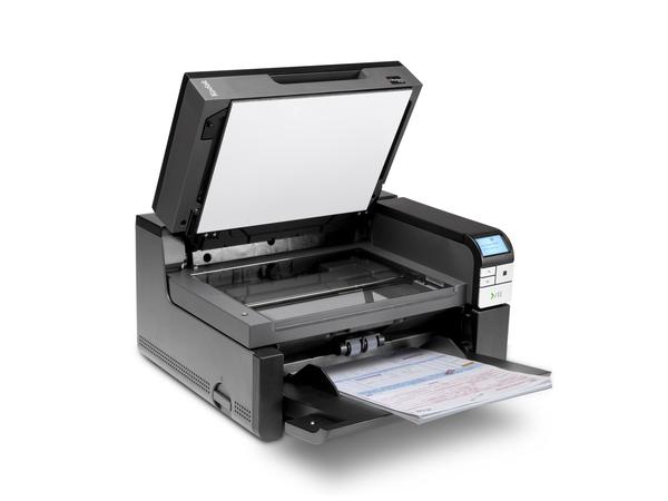 Kodak i2900 - Dokumentenscanner - Duplex - 216 x 4064 mm - 600 dpi x 600 dpi - bis zu 60 Seiten/Min. (einfarbig) / bis zu 60 Seiten/Min. (Farbe)