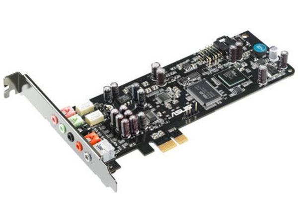 ASUS Xonar DSX - Soundkarte - 24-Bit - 192 kHz - 107 dB S/N - 7.1