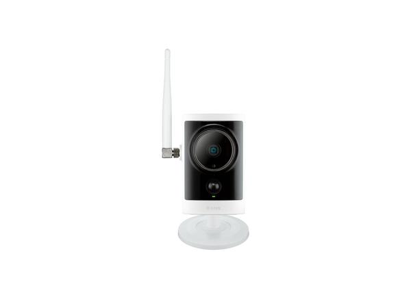 D-Link DCS 2332L HD Wireless Outdoor Cloud Camera - Netzwerk-Überwachungskamera - Außenbereich - wetterfest - Farbe (Tag&Nacht) - 1280 x 720