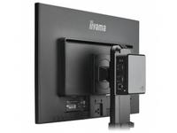 Iiyama - Thin-Client-zu-Monitor-Halterung - für ProLite B1980SD-B1, B1980SD-W1, B2080HSD, B2481HS-1, XB2380HS, XB2485WSU-1