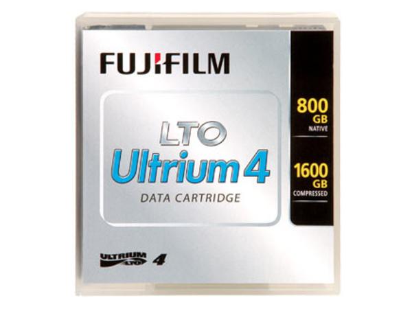 Fuji - 5 x LTO Ultrium 4 - 800 GB / 1.6 TB - etikettiert - für PRIMERGY RX2540 M2, RX2560 M1, RX600 S6, TX1320 M2, TX1330 M2, TX2560 M1, TX2560 M2