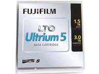 Fuji - 5 x LTO Ultrium 5 - 1.5 TB / 3 TB - etikettiert - für PRIMERGY RX2540 M2, RX600 S6, TX1320 M2, TX1320 M3, TX1330 M2, TX1330 M3, TX2560 M2