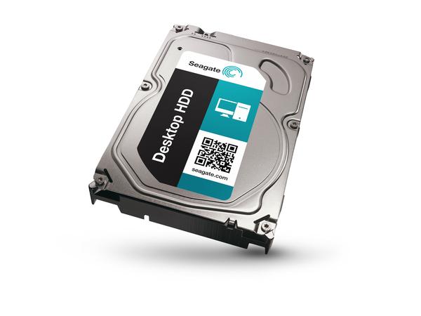 Seagate Barracuda Desktop HDD.15 - Festplatte - 4 TB - intern - 8.9 cm (3.5
