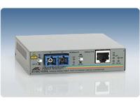 Allied Telesis AT MC103XL - Medienkonverter - Fast Ethernet - 100Base-FX, 100Base-TX - SC Einzelmodus / RJ-45 - bis zu 15 km