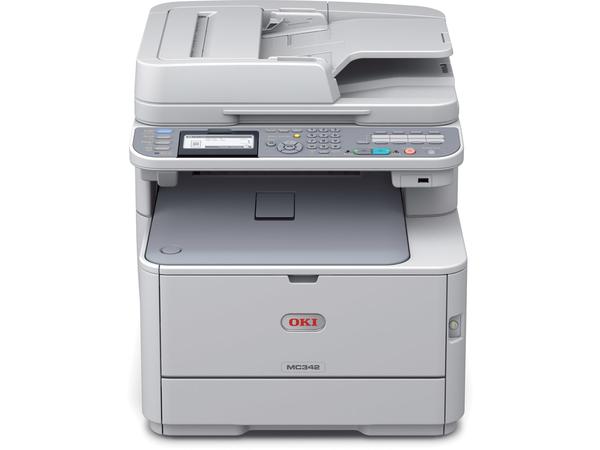 OKI MC342dn - Multifunktionsdrucker - Farbe - LED - A4 (210 x 297 mm) (Original) - A4 (Medien)