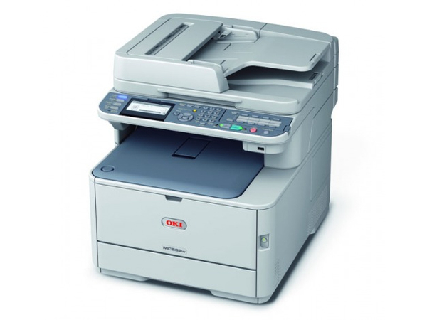 OKI MC342dnw - Multifunktionsdrucker - Farbe - LED - A4 (210 x 297 mm) (Original) - A4 (Medien)