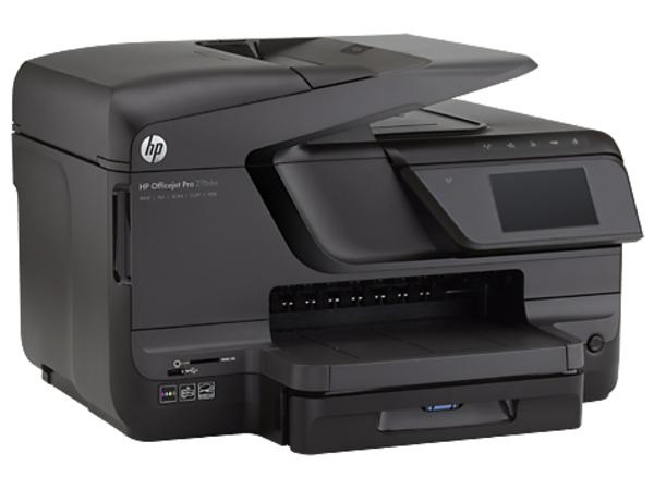 HP Officejet Pro 276dw MFP - Multifunktionsdrucker - Farbe - Tintenstrahl - 216 x 356 mm (Original) - A4/Legal (Medien)