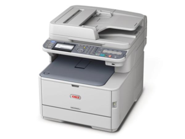 OKI MC562dnw - Multifunktionsdrucker - Farbe - LED - A4 (210 x 297 mm) (Original) - A4 (Medien)
