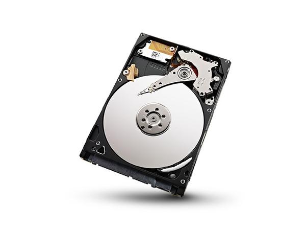 Seagate Laptop SSHD - Hybrid-Festplatte - 1 TB (8 GB Flash) - intern - 6.4 cm (2.5