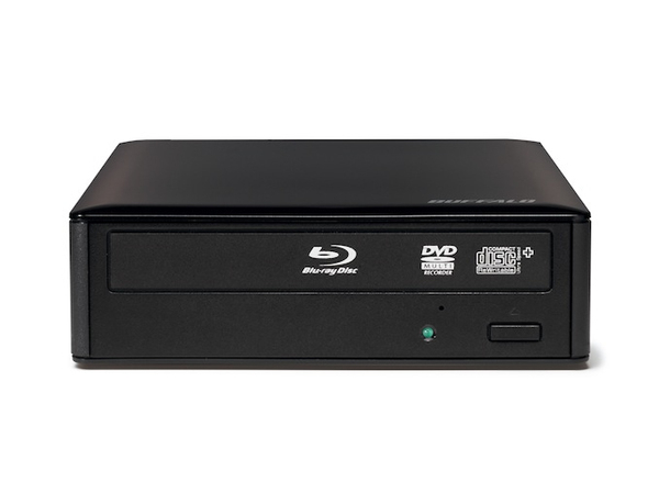 BUFFALO - Laufwerk - BDXL - 16x2x12x - SuperSpeed USB 3.0 - extern