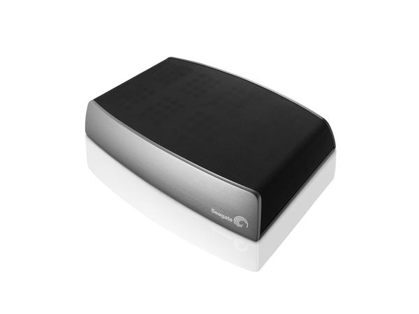 SEAGATE Central 4TB HDD NAS 8,9cm