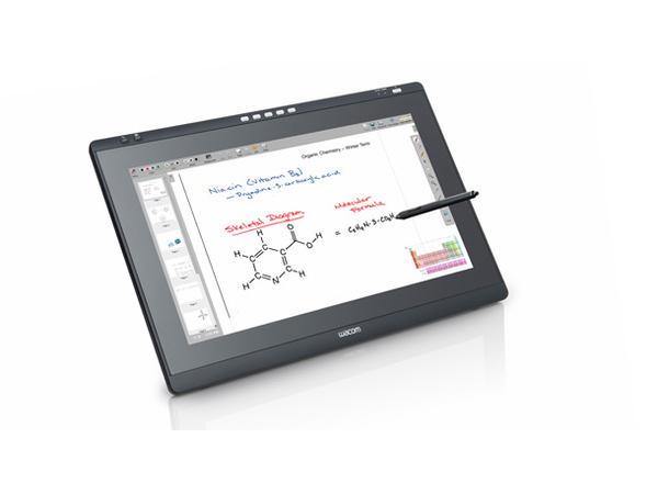 Wacom DTH-2242 - Digitalisierer mit LCD Anzeige - 47.7 x 26.82 cm - verkabelt - USB