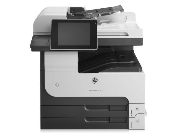HP LaserJet Enterprise MFP M725dn - Multifunktionsdrucker - s/w - Laser - A3 (297 x 420 mm) (Original) - A3/Ledger (Medien)