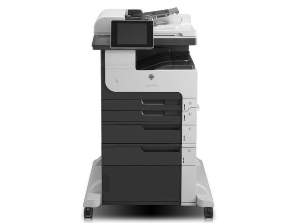 HP LaserJet Enterprise MFP M725f - Multifunktionsdrucker - s/w - Laser - A3 (297 x 420 mm) (Original) - A3/Ledger (Medien)