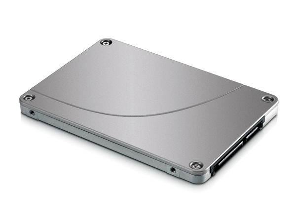 HP - Solid-State-Disk - 512 GB - intern - 6.4 cm SFF (in 8,9 cm Träger) (2.5