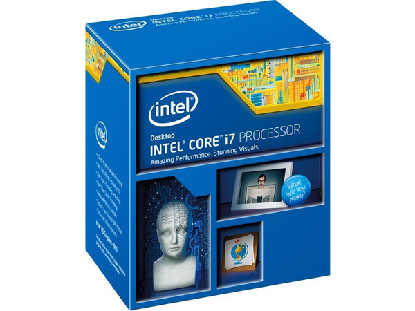 Intel Core i7 4770S - 3.1 GHz - 4 Kerne - 8 Threads - 8 MB Cache-Speicher - LGA1150 Socket