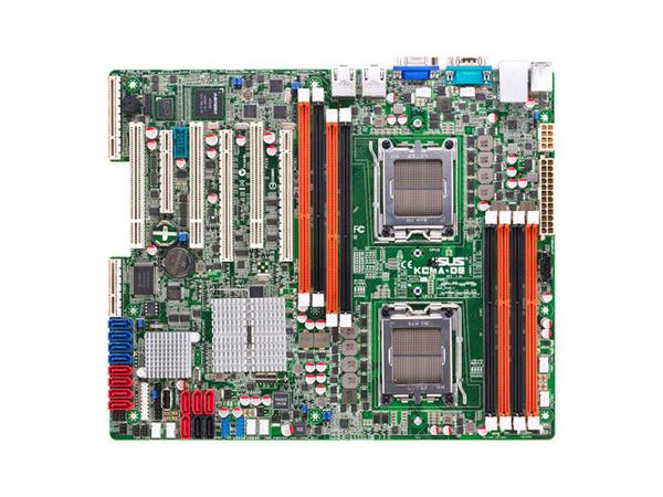 ASUS KCMA-D8 - Motherboard - ATX - Socket C32 - 2 Unterstützte CPUs - AMD SR5670/SP5100
