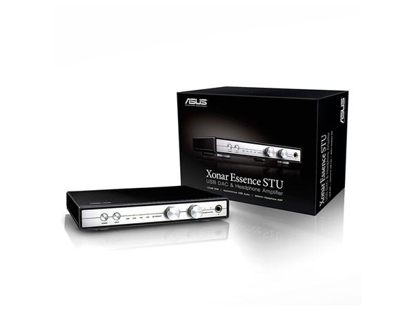 ASUS Xonar Essence STU - Soundkarte - 24-Bit - 192 kHz - 120 dB S/N - Stereo