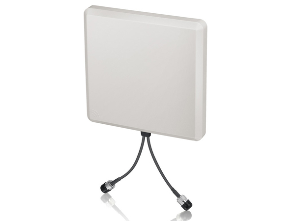 ZyXEL ANT3316 - Antenne - Außenbereich - 15 dBi, 16 dBi - gerichtet - Grau-Weiß