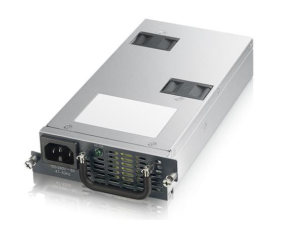 Zyxel RPS600-HP - Stromversorgung (Plug-In-Modul) - Wechselstrom 100-240 V - für Zyxel XGS3700-24HP