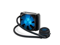 Intel Liquid Cooling Solution TS13X - Flüssigkühlsystem-CPU-Wärmetauscher mit integrierter Pumpe - (LGA1156 Socket, LGA1366 Sock