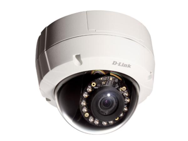D-Link DCS 6513 Full HD WDR Day & Night Outdoor Dome Network Camera - Netzwerk-Überwachungskamera - Kuppel - Außenbereich - Vandalismussicher / Wetterbeständig - Farbe (Tag&Nacht)