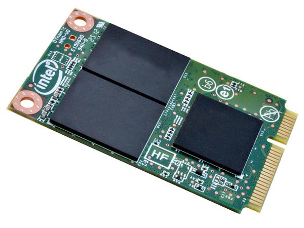 Intel Solid-State Drive 530 Series - Solid-State-Disk - 120 GB - intern - mSATA (mSATA) - SATA 6Gb/s