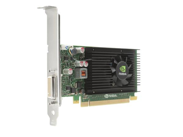 NVIDIA NVS 315 - Grafikkarten - NVS 315 - 1 GB DDR3 - PCIe 2.0 x16 Low Profile - DMS-59