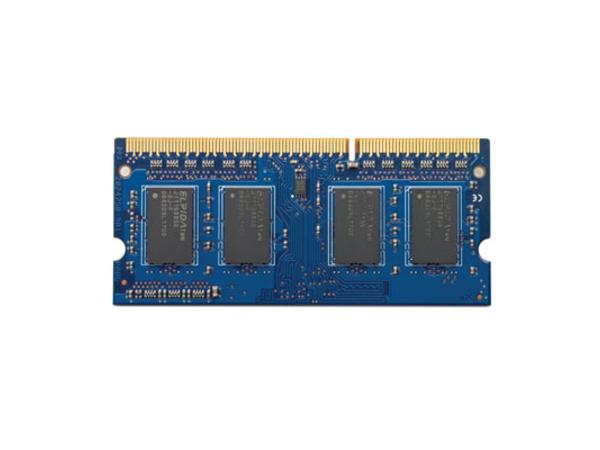 HP - DDR3L - 4 GB - SO DIMM 204-PIN - 1600 MHz / PC3-12800 - 1.35 V