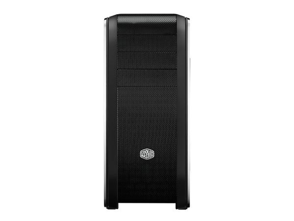 Cooler Master CM 690 III - Midi Tower - ATX - ohne Netzteil (ATX / PS/2) - schwarz - USB/Audio