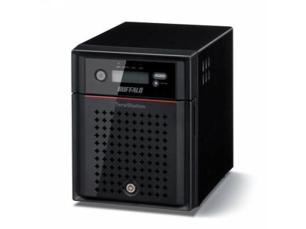 BUFFALO TeraStation 4400 - NAS-Server - 4 Schächte - SATA 3Gb/s - HDD - RAID 0, 1, 5, 6, 10, JBOD