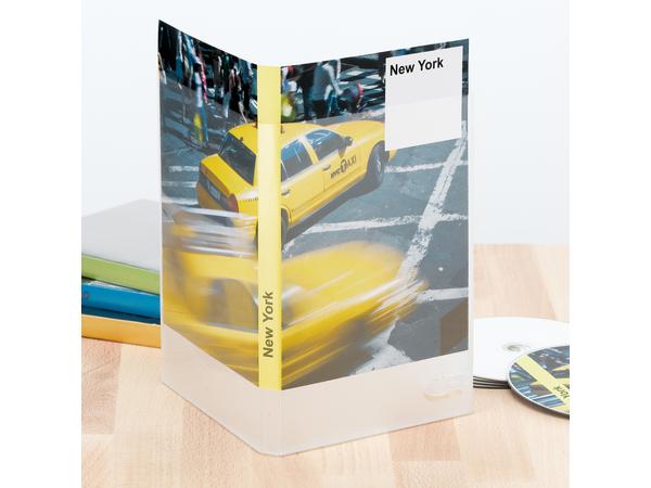 HERMA Special - Einlagen für DVD-Hüllen - weiß - 183 x 273 mm 25 Stck.