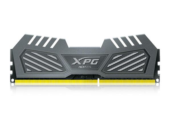 ADATA XPG V2 Series - DDR3 - 8 GB : 2 x 4 GB - DIMM 240-PIN - 2600 MHz / PC3-20800 - CL11 - 1.65 V - ungepuffert - nicht-ECC