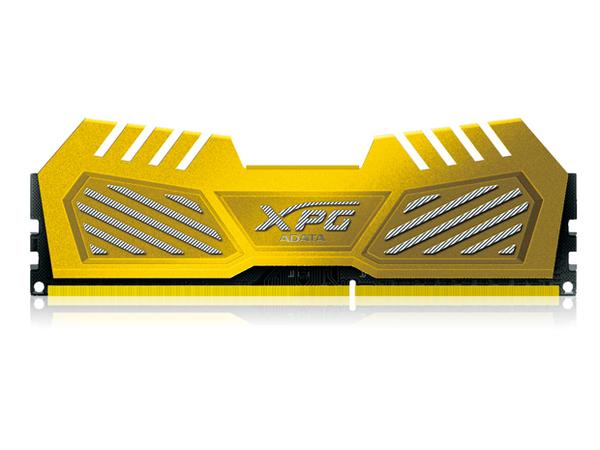 ADATA XPG V2 Series - DDR3 - 8 GB : 2 x 4 GB - DIMM 240-PIN - 2800 MHz / PC3-22400 - CL12 - 1.65 V - ungepuffert - nicht-ECC