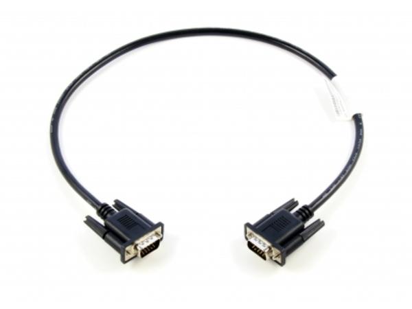 Lenovo - VGA-Kabel - HD-15 (M) bis HD-15 (M) - 0.5 m - für ThinkCentre M700; M715q; M900 10FL, 10NE