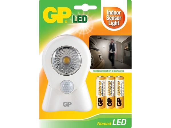 GP Lighting Nomad LED Leuchte mit Bewegungsmelder