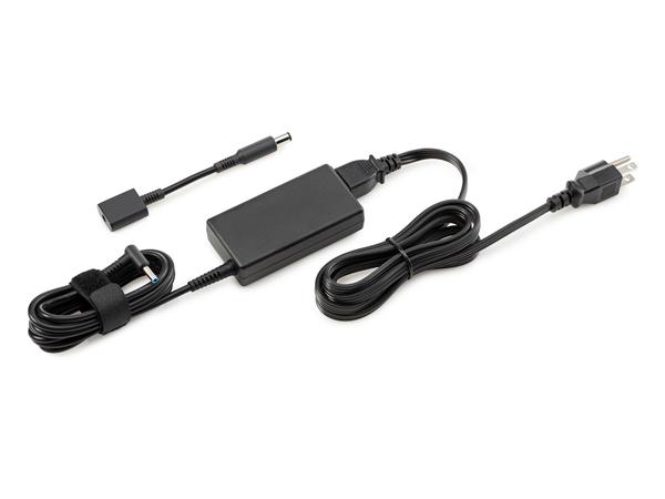HP Smart AC Adapter - Netzteil - Wechselstrom 90-265 V - 45 Watt - Schweiz - für EliteBook 725 G4, 745 G4, 755 G4, 820 G4, 840 G4; ProBook 64X G3, 65X G3; Stream Pro 11 G3