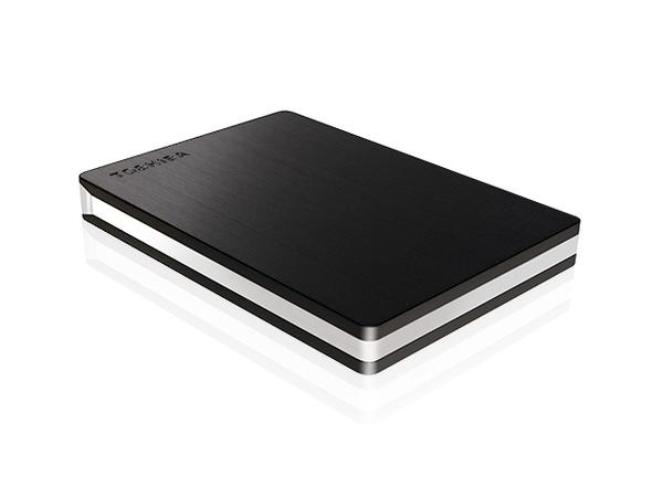 Canvio Slim black 1TB 2.5