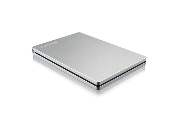 Toshiba StorE Slim - Festplatte - 1 TB - extern (tragbar) - 6.4 cm (2.5