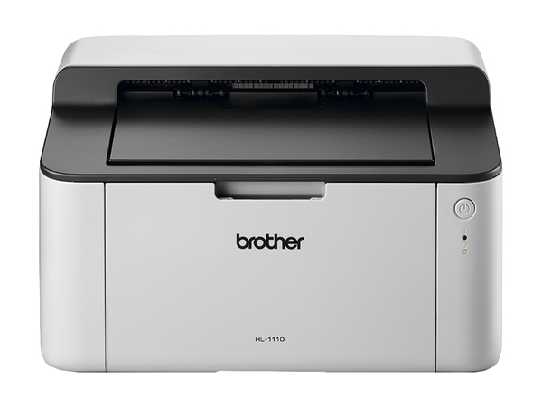 Brother HL-1110 - Drucker - monochrom - Laser - A4/Legal - 2400 x 600 dpi