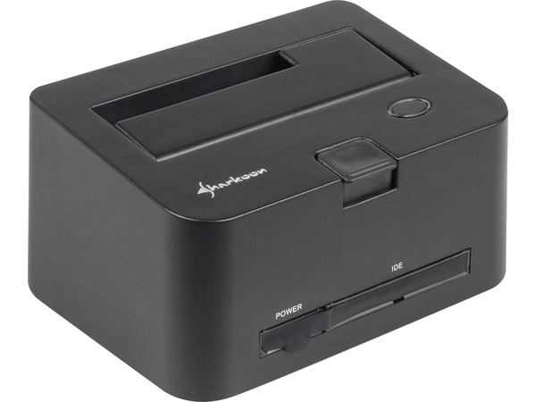 Sharkoon QuickPort Combo - Speicher-Controller - 6.4 cm, 8.9 cm ( 2.5