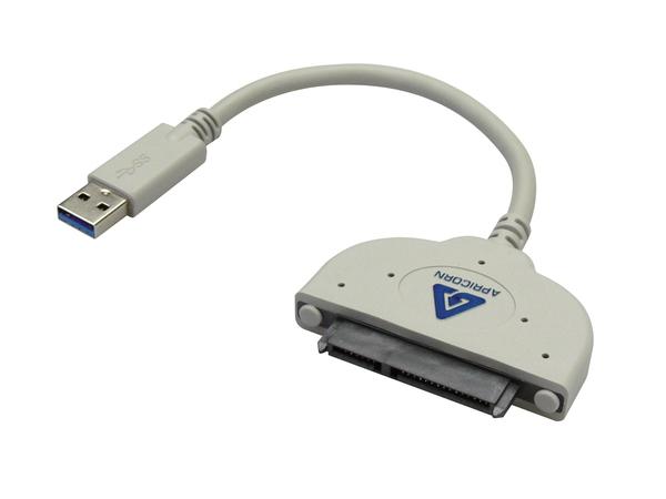 Sandberg USB 3.0 Hard Disk Clone Cable - Speicher-Controller - SATA 3Gb/s - USB 3.0