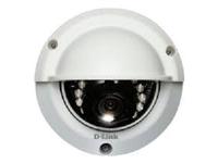 D-Link DCS 6314 Full HD WDR Varifocal Day & Night Outdoor Dome - Netzwerk-Überwachungskamera - Kuppel - Außenbereich - Vandalismussicher / Wetterbeständig - Farbe (Tag&Nacht)