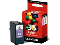 Patrone Lexmark Nr.35XL       color 18C0035E