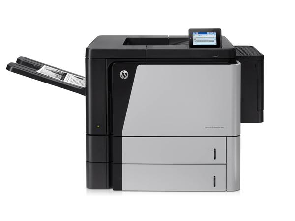 HP LaserJet Enterprise M806dn - Drucker - monochrom - Duplex - Laser - A3
