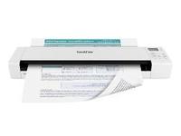 Brother DSmobile 920DW - Einzelblatt-Scanner - Duplex - 215.9 x 812.8 mm - 600 dpi x 600 dpi - bis zu 100 Scanvorgänge/Tag