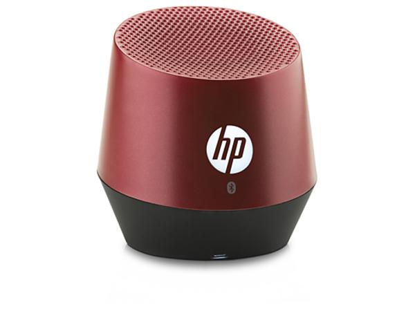 HP S6000 - Lautsprecher - tragbar - drahtlos - Rot - für OMEN by HP; ENVY x360; Pavilion TouchSmart; Pavilion x2; x360; Spectre x360; x2