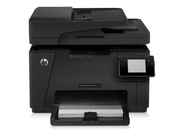HP LaserJet Pro MFP M177fw - Multifunktionsdrucker - Farbe - Laser - Legal (216 x 356 mm) (Original) - A4/Legal (Medien)